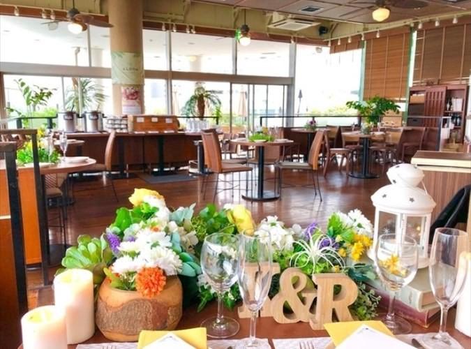 ALOHA TABLE 横浜ベイクォーター