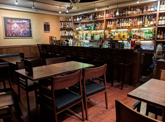 DiningBAR Hidden Lounge 麻布十番