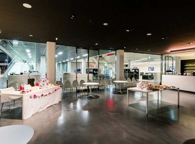 Audi Delight Café